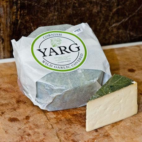 New Yarg Cheese